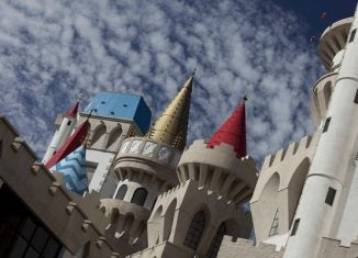 The Excalibur, Las Vegas