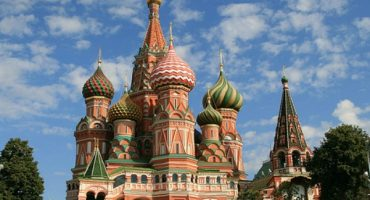London to Moscow with easyJet