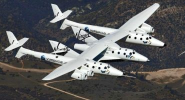 Book a flight to space with Virgin Galactic