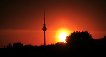 Europe's stunning sunsets