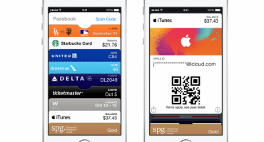 Which airlines support Apple's Passbook app?