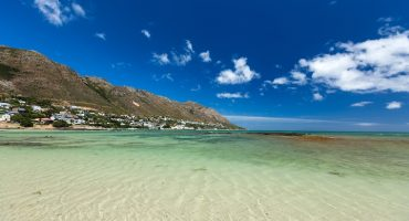 The beaches of captivating Cape Town