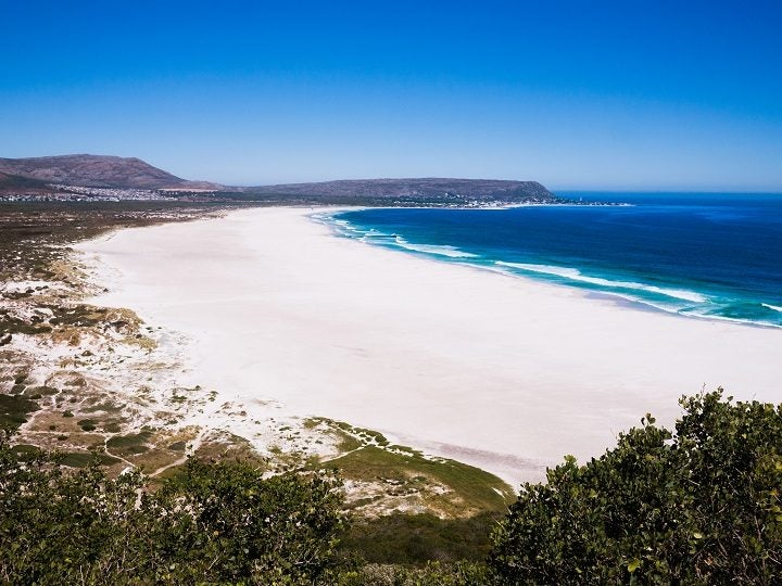 beaches in cape town