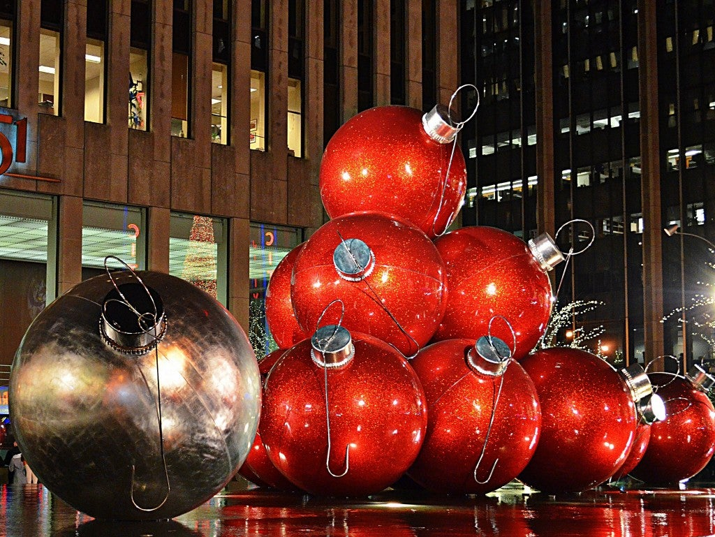 The best christmas decorations around the world for Christmas decoration websites