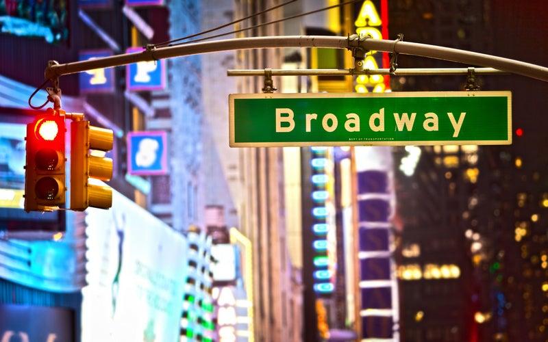 USA_New York City_Broadway