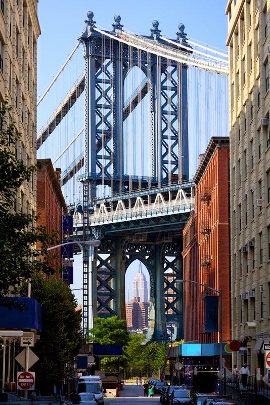 USA_New York City_Brooklyn Bridge