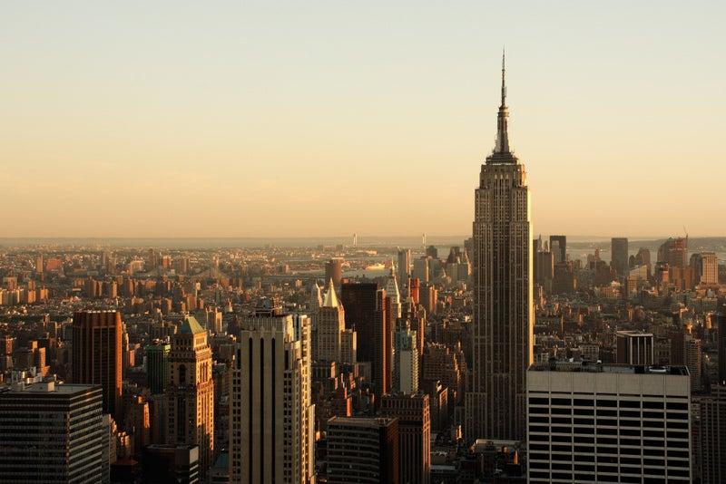USA_New York City_Empire State Building