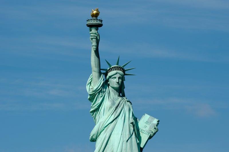 USA_New York City_Statue of Liberty