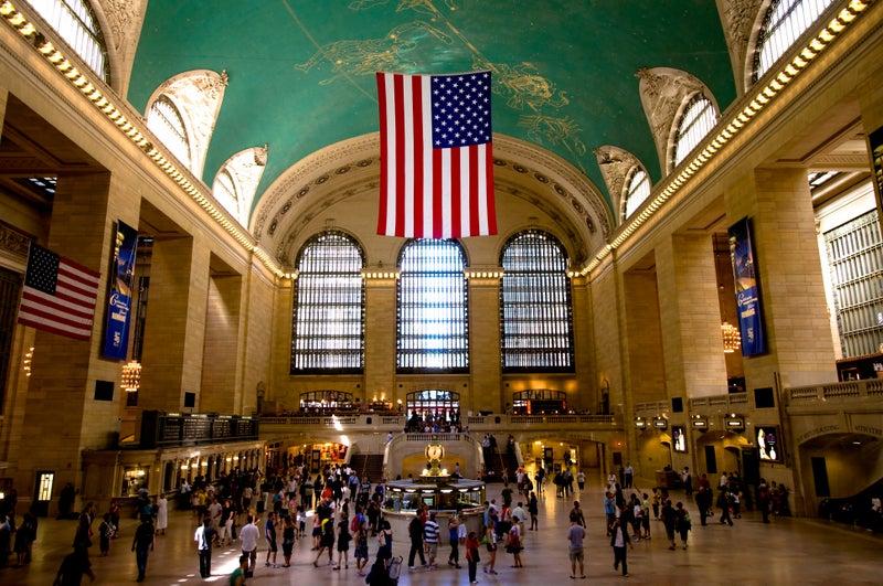 USA_New York City_Grand Central Station
