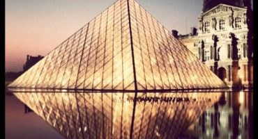 Paris seen through the filters of Instagram