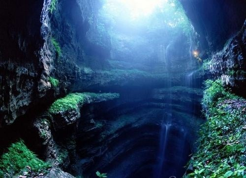 Cave of the Swallows (Mexico)