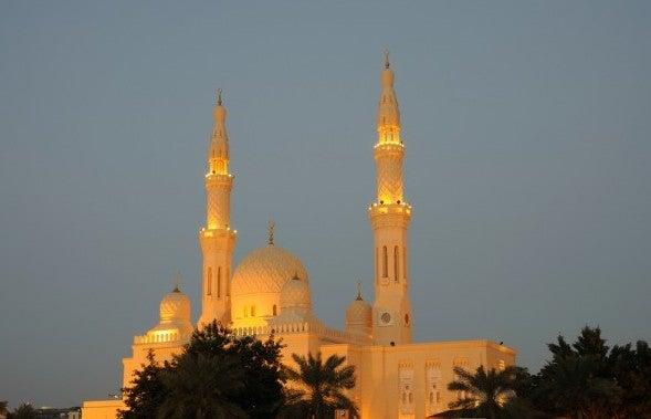 Dubai Jumeirah Mosque