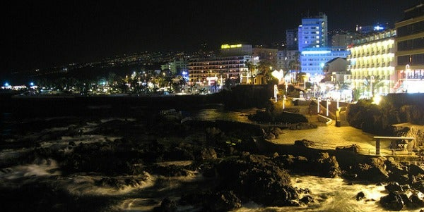 puerto de la cruz nightlife