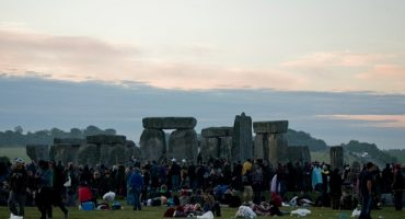 Stonehenge – The start of British tourism?
