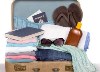 hand luggage tips