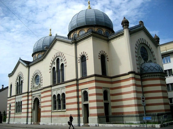 basel synagogue