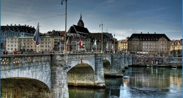 The beauty of Basel