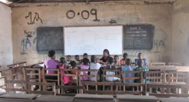 Ghana: Diary of a volunteer