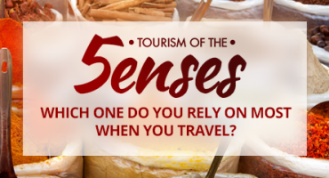 Tourism of the senses