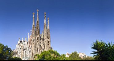 Win a pair of return flights to Barcelona!
