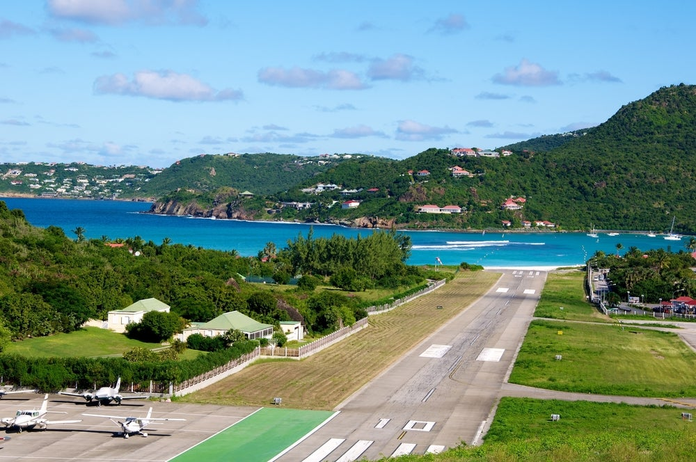 ST BARTHS, FRENCH WEST INDIES