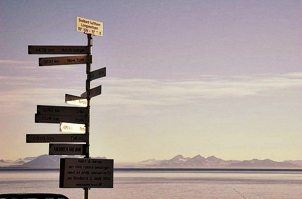 Svalbard Airport