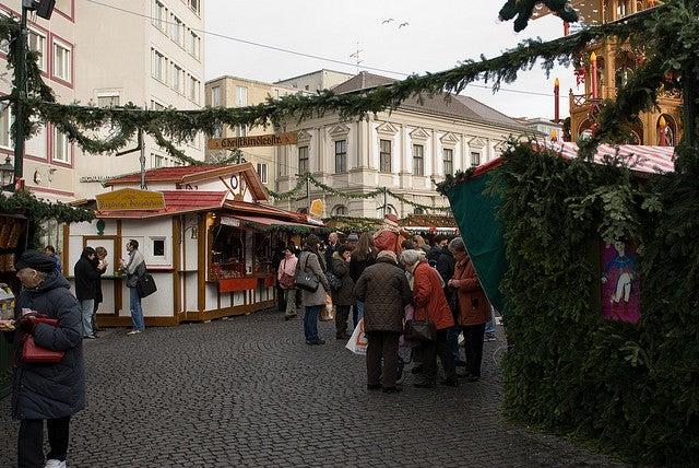augsburg christmas market