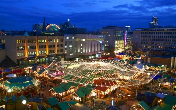 essen christmas market