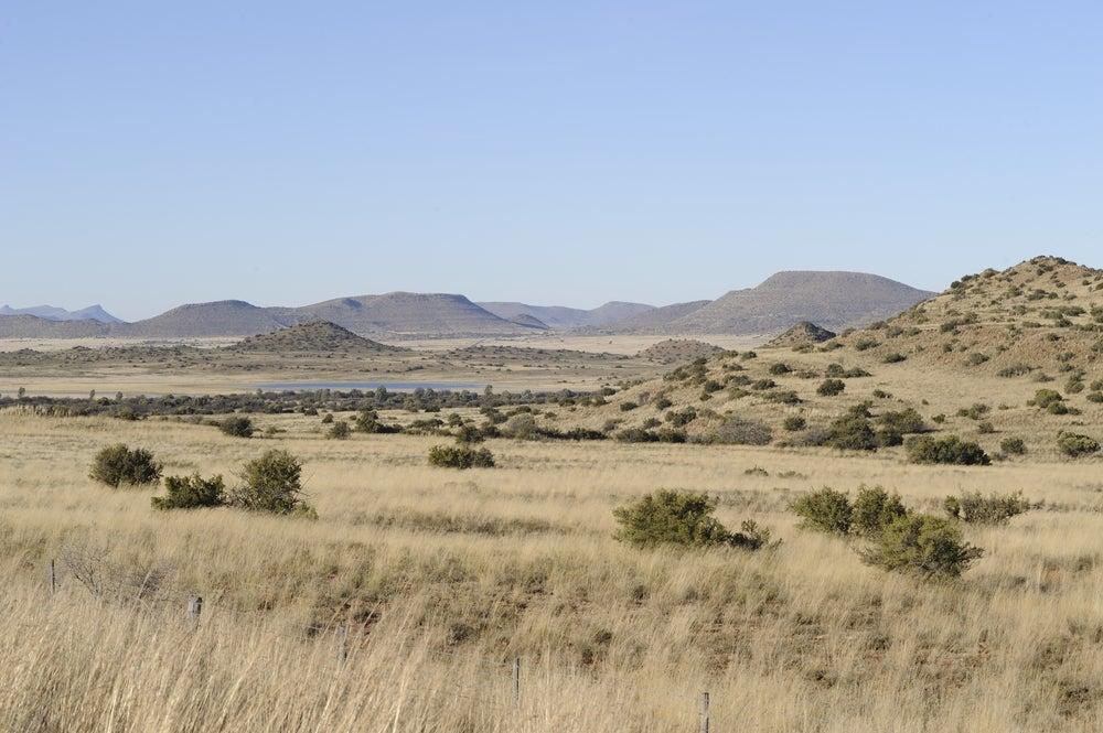 The region of Karoo