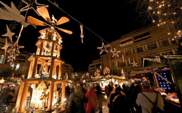 muenster christmas market