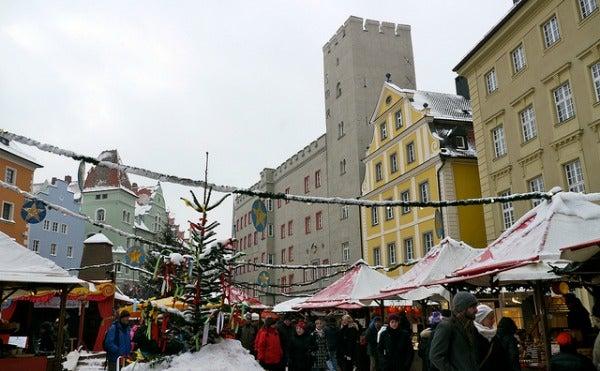 regensburg christmas market
