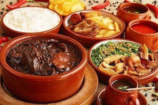 Brazil gastronomy