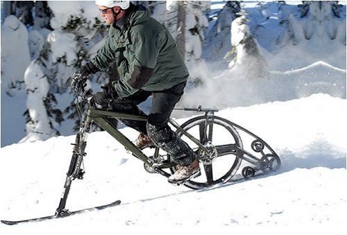 snow bike niceartlife magazine