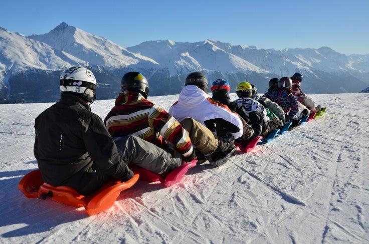 team sledge