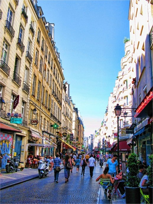 Paris - the Dos and Don'ts of Local Etiquette
