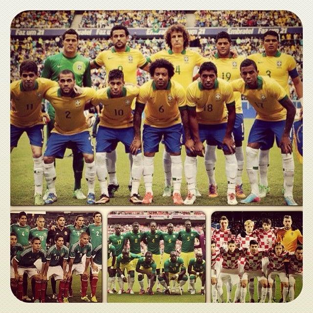 Brazil 2014 FIFA World Cup