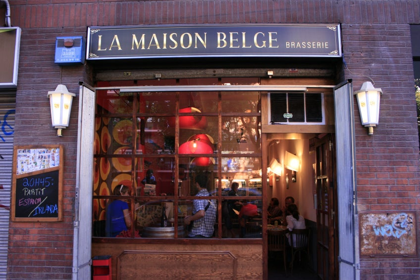 27 bars in barcelona you need to visit opodo travel blog for Bar belge maison alfort