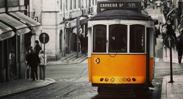 A Walk Through Lisbon