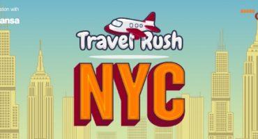 Travel Rush – Leaderboard