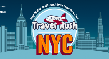 Travel Rush – Play and Fly to New York City!