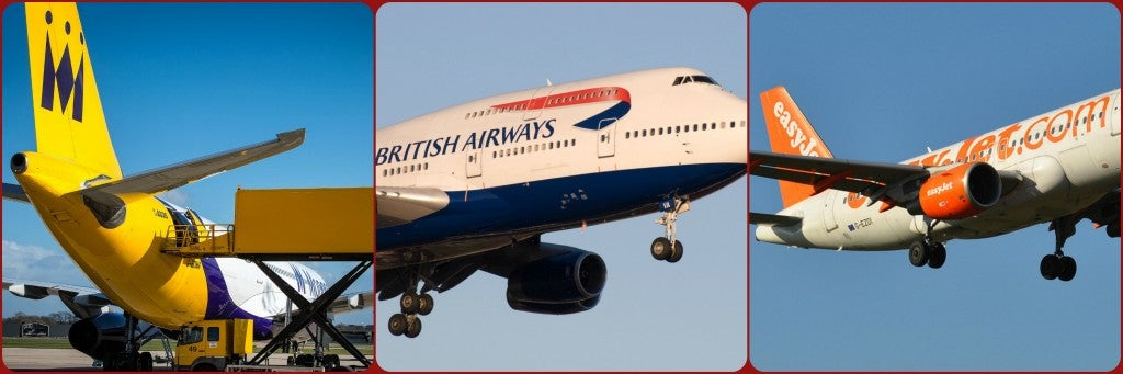 Best Airlines in the UK 2014 image