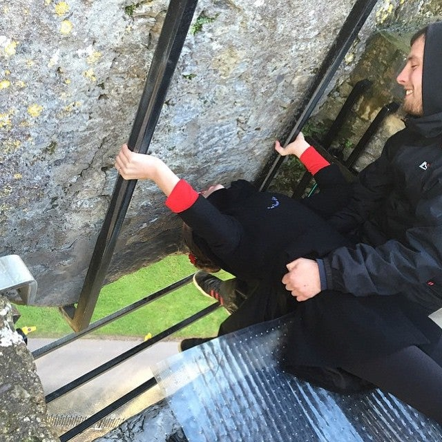 Irlande pierre d'éloquence