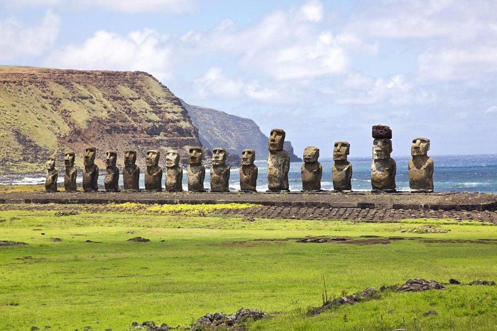 places to disconnect_easter island