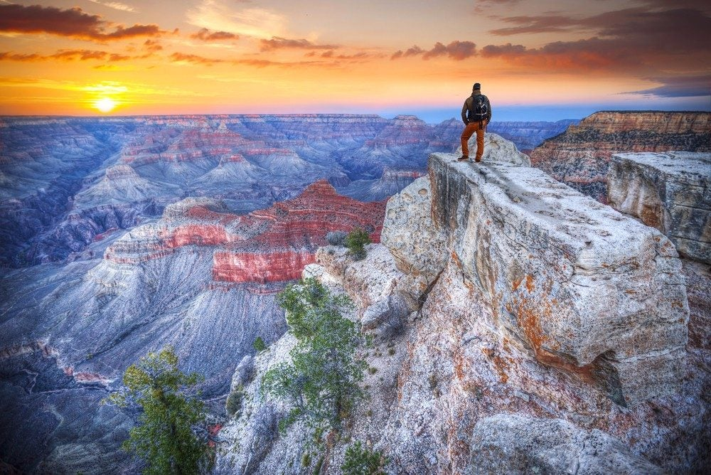 places to disconnect_grand canyon