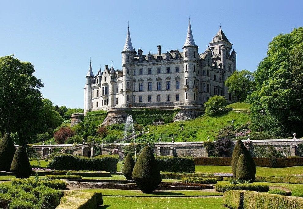Château de Dunrobin