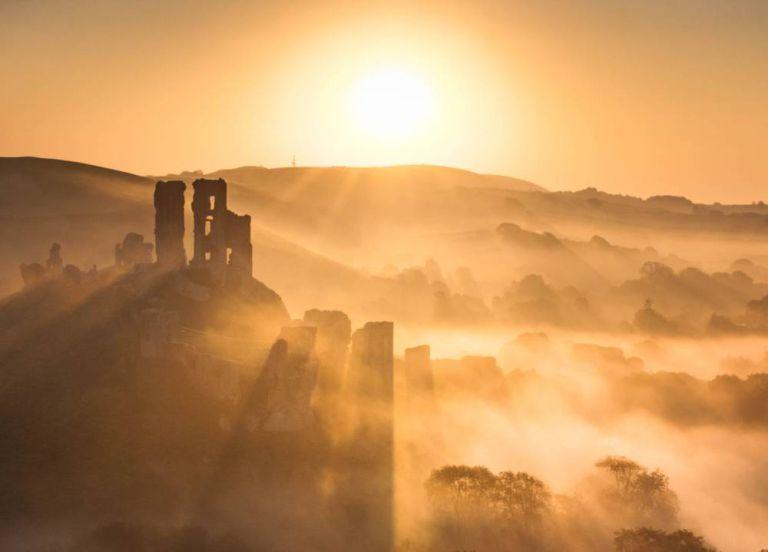 château de Corfe