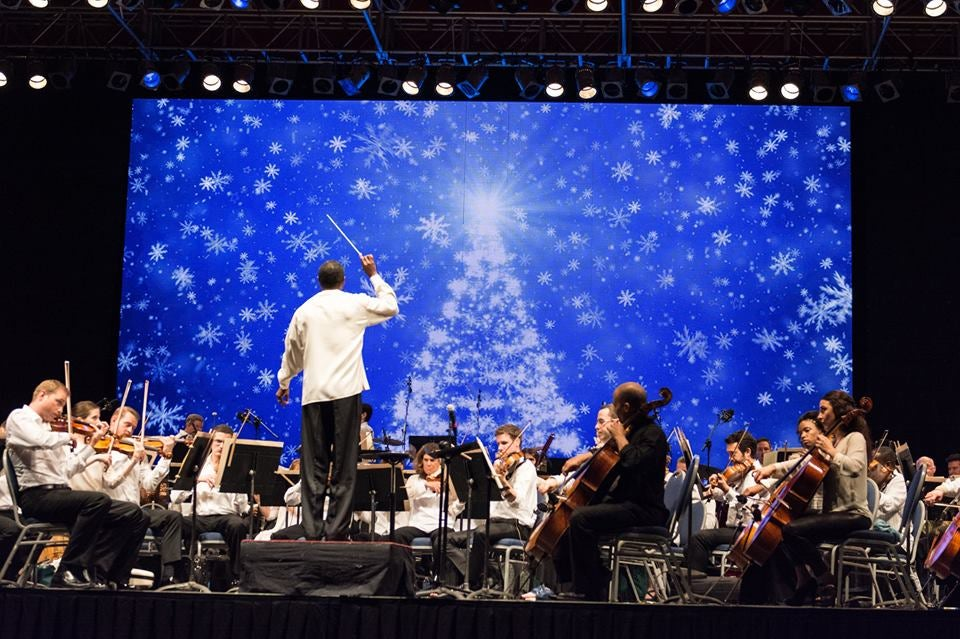 Photo by Classical/Pops Festival
