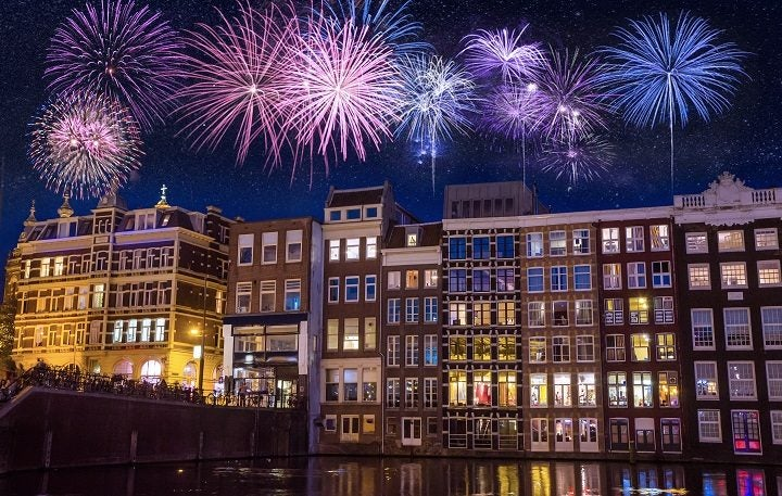 Last-Minute New Years Eve amsterdam