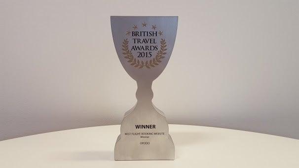 british-travel-award-opodo