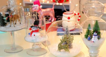 DIY Christmas crafts and treats